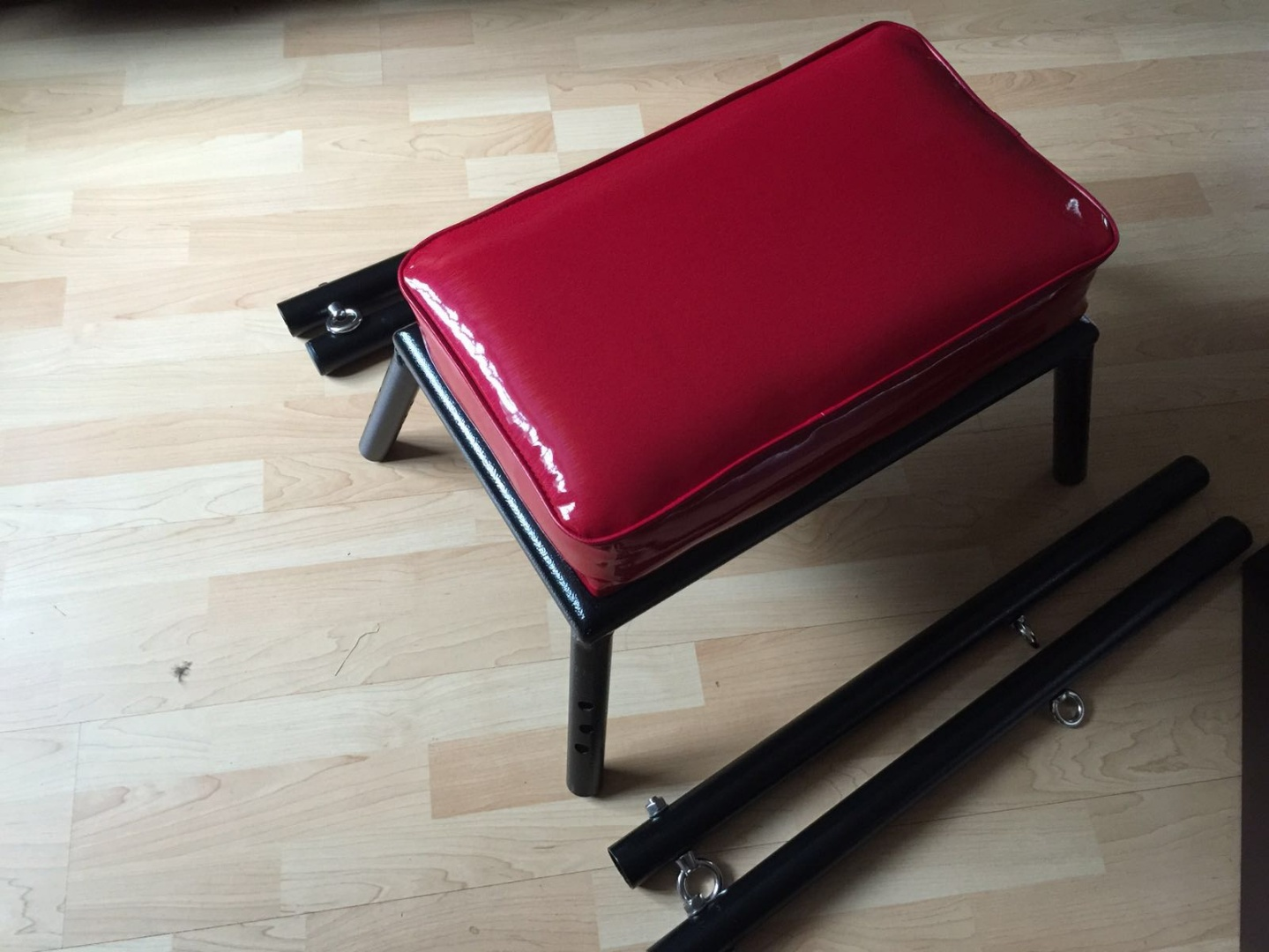 Standard Spanking Bench - removable legs