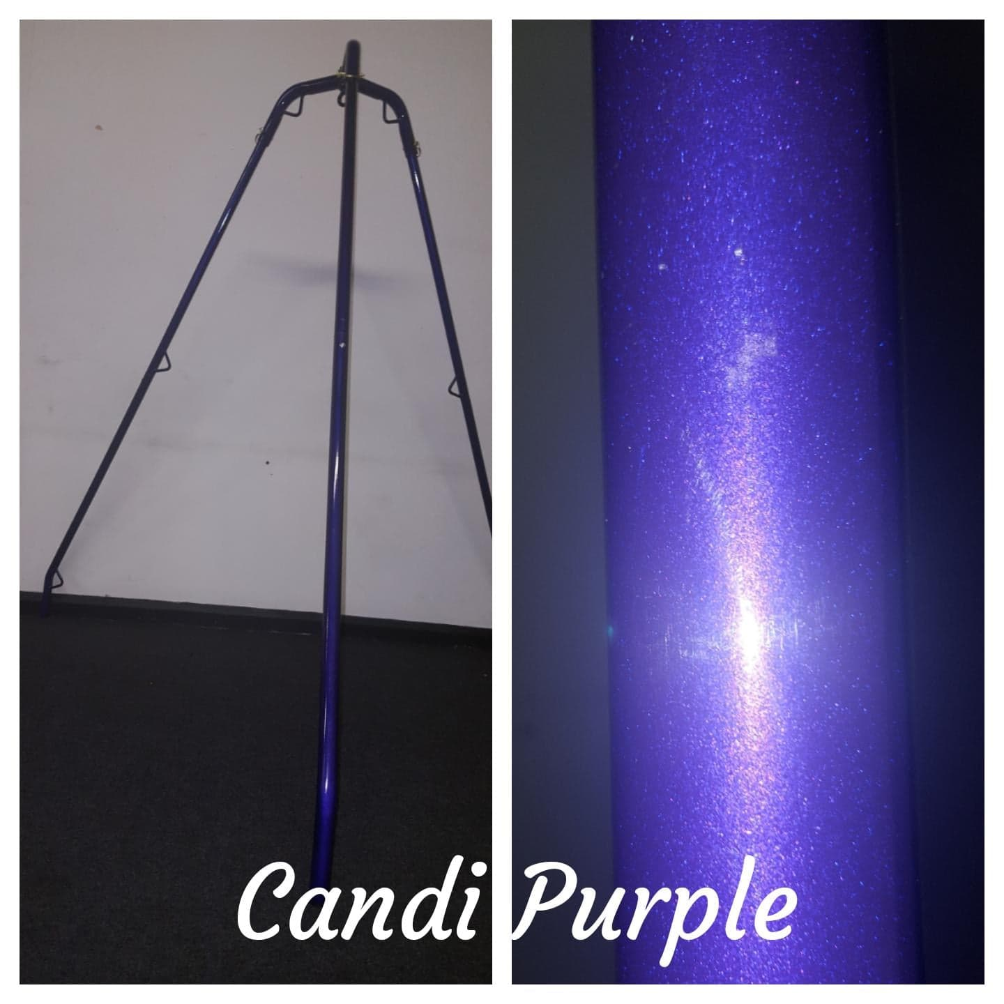 Candi Purple Triood Rope Frame