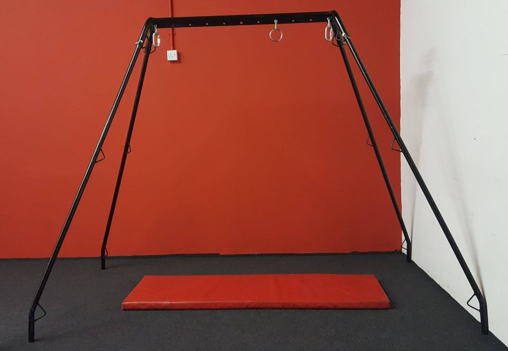Adjustable Rope Frame