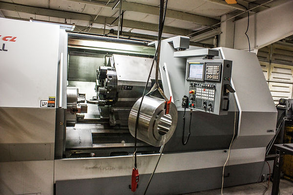 Leadwell CNC Turning