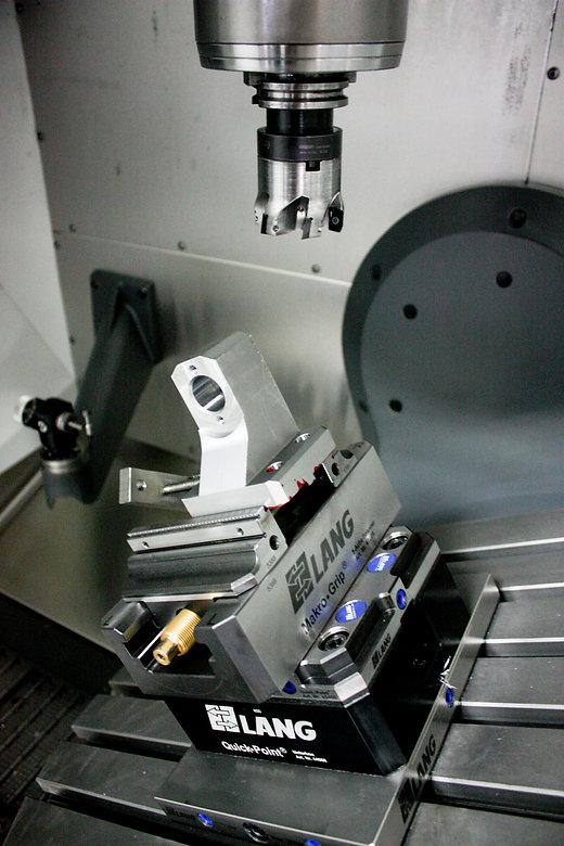 LANG Makro Grip CNC Milling