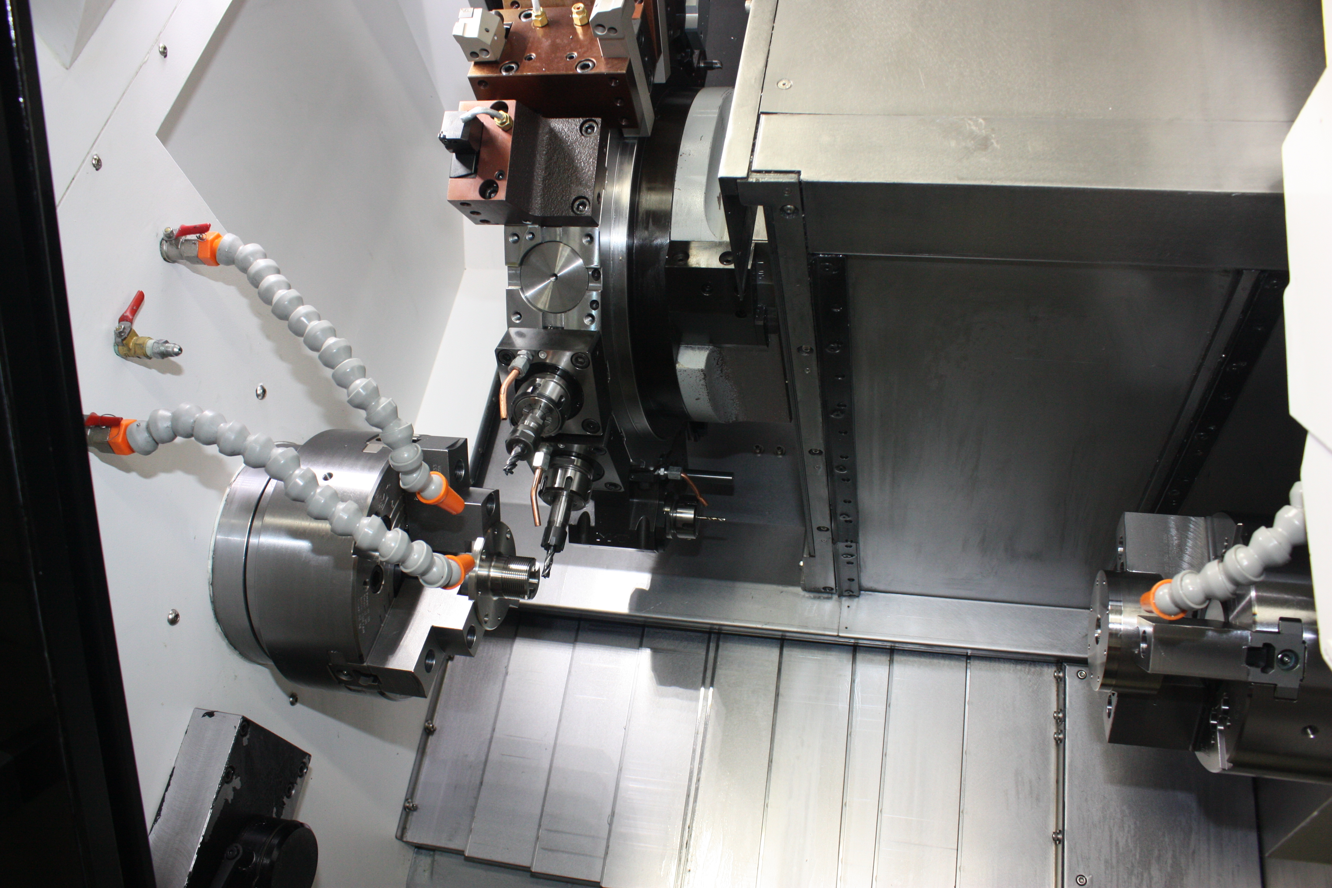 Ganesh multi-spindle and multi-axis