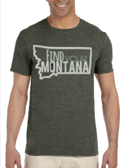 Find YOUR Montana T-SHIRT