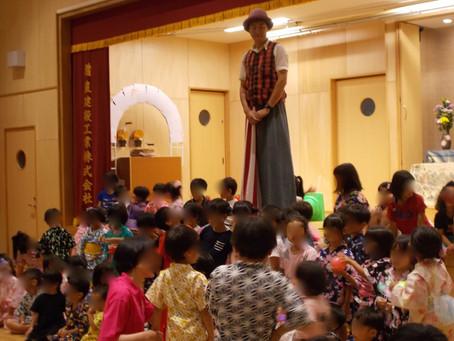 博多でクリスマスホテルショーと、大分の保育園さん!!