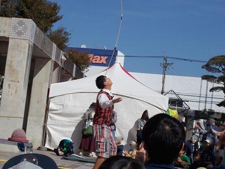 行橋の子ども園さんと、山口トヨペット維新公園前店にいきます!!
