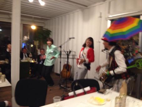 COTOCOオープニングパーティー