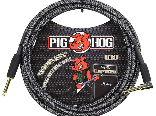 Pig Hog 10' Instument Cable