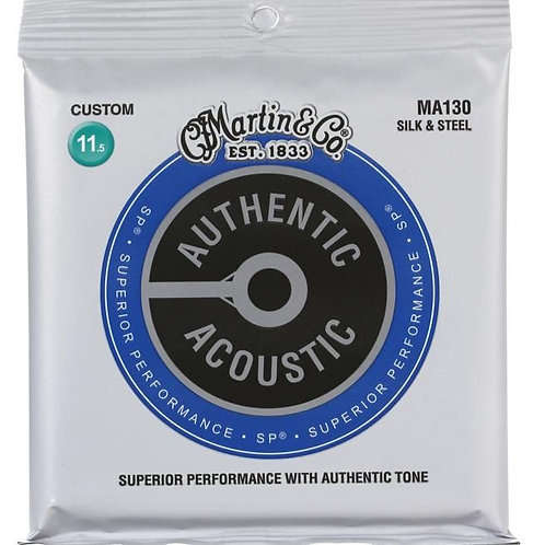 Martin Silk & Steel Acoustic Strings
