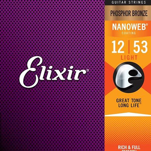Elixir Acoustic Phospor Bronze Strings