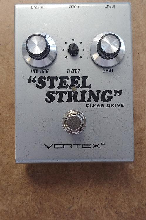 Vertex Steel String Clean Drive Pedal
