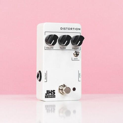 JHS 3 Series: DISTORTION