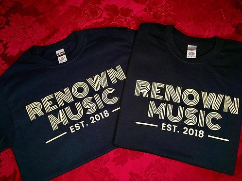 Renown Music 2 Year Anniversary T-Shirt