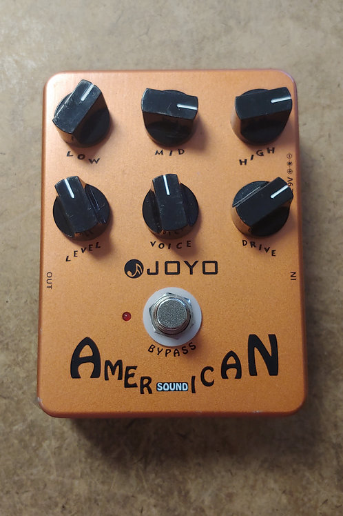 Joyo American Sound Pedal