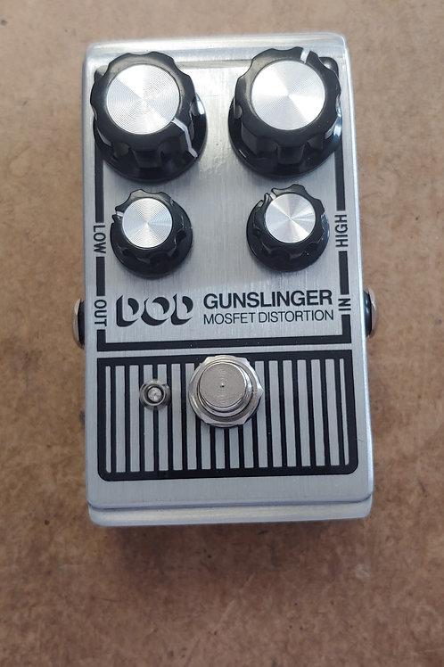 DOD Gunslinger Mosfet Distortion Pedal