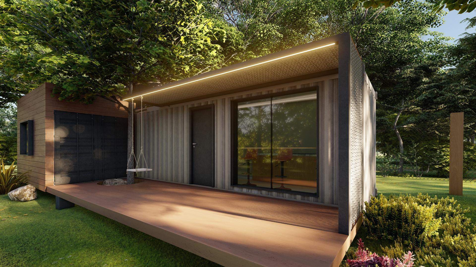 Casa Container S