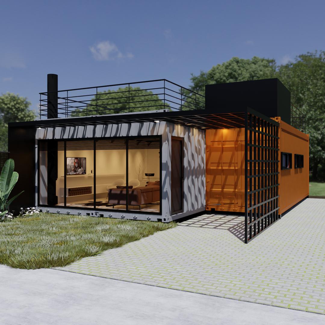 Casa Container V.E.