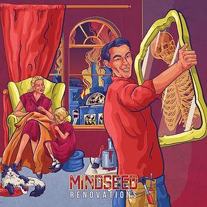Mindseed Renovations EP Art
