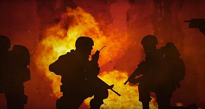 War Picture Mindseed Hand Grenade