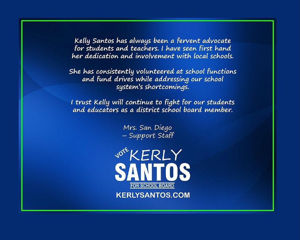2020 Santos - Testi 18-60 - Mrs. SanDieg