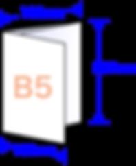 巻き三つB5