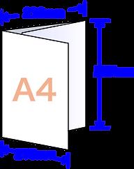 巻き三つA4