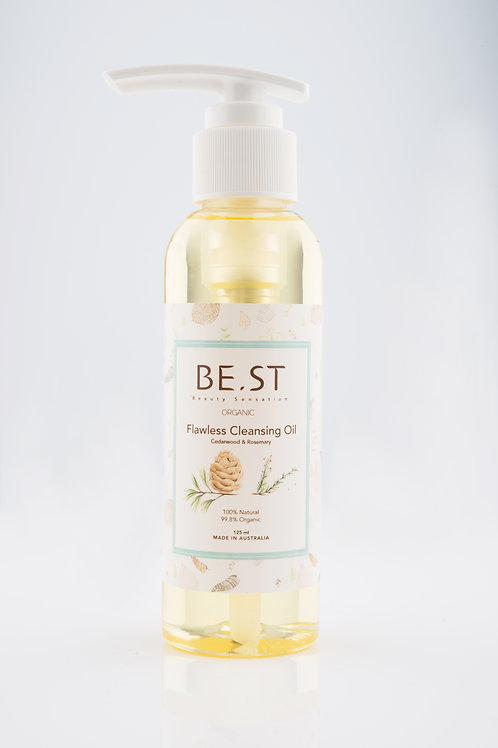 Organic Flawless Cleansing Oil  有机完美卸妝油