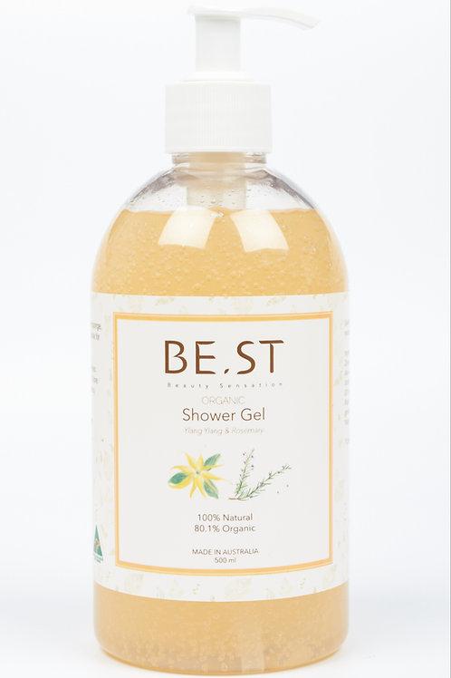 Organic Shower Gel 香槟泡泡沐浴露