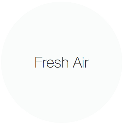 Earthborn Lifestyle - Fresh Air