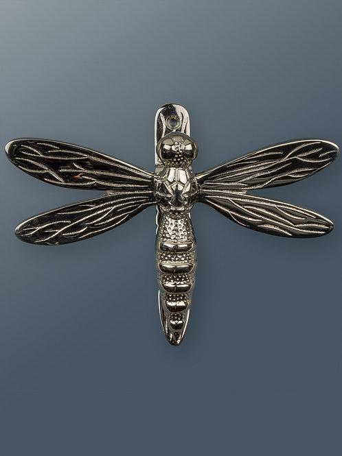 Dragonfly Knocker - Nickel Finish