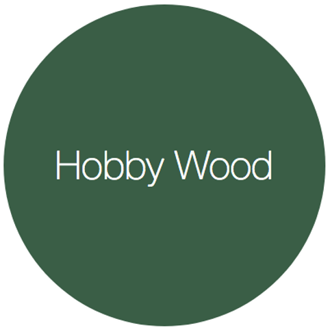 Earthborn Eggshell No17 - Hobbly Wood