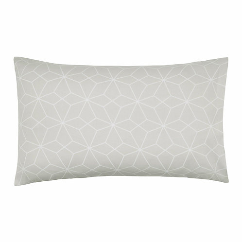 Harlequin Axal Standard Pillowcase Ochre