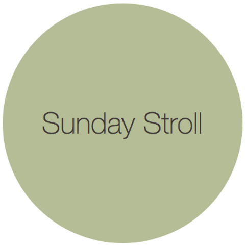 Earthborn Eco Chic - Sunday Stroll