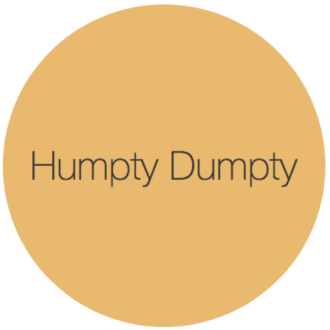 Earthborn Lifestyle - Humpty Dumpty