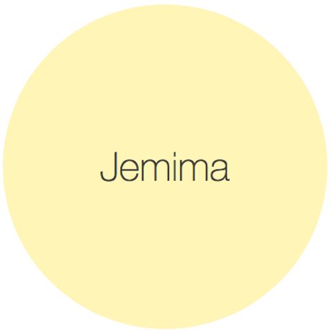 Earthborn Eggshell No17 - Jemima
