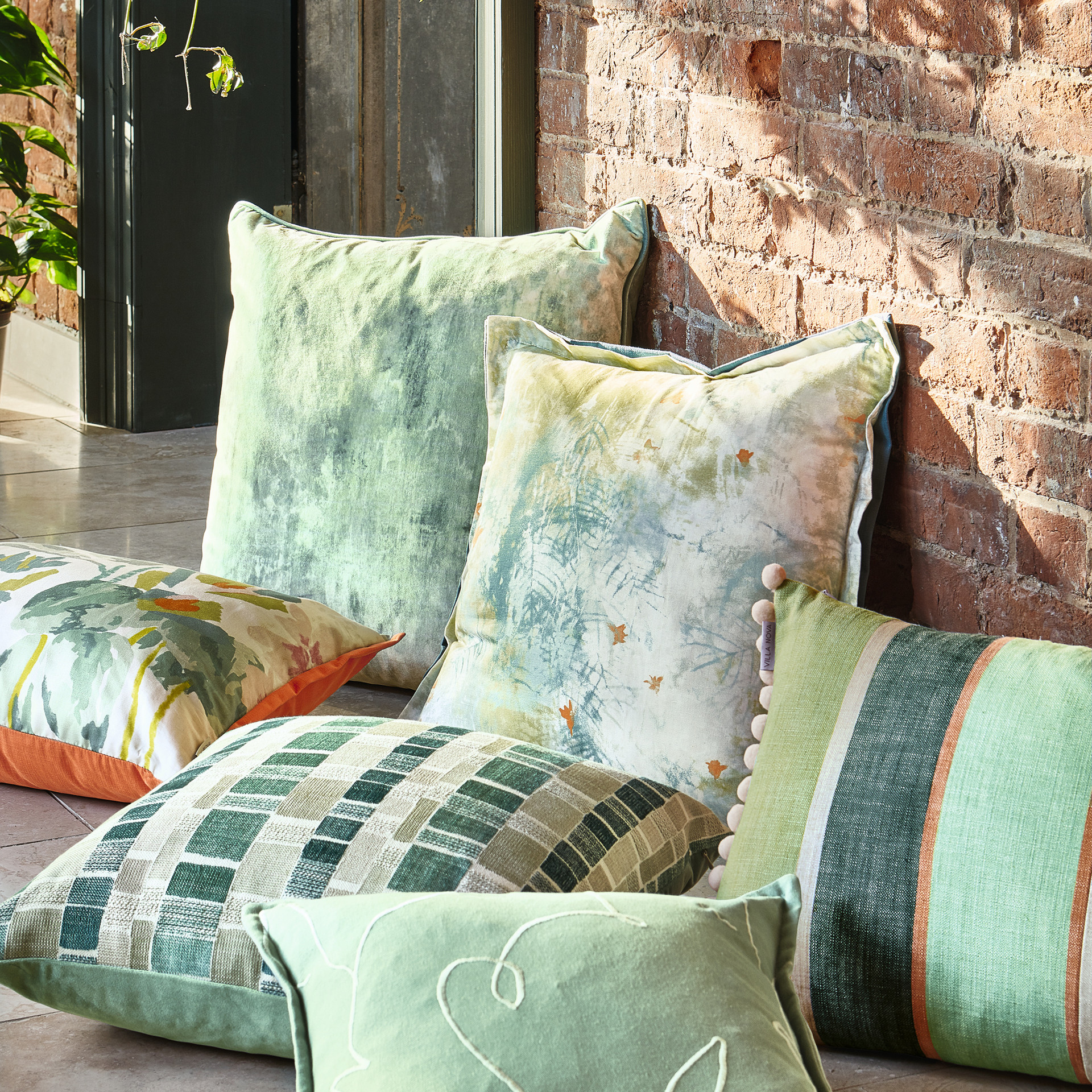 Ostara Cushions