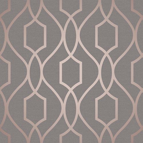 Apex Trellis Sidewall - Copper/Charcoal