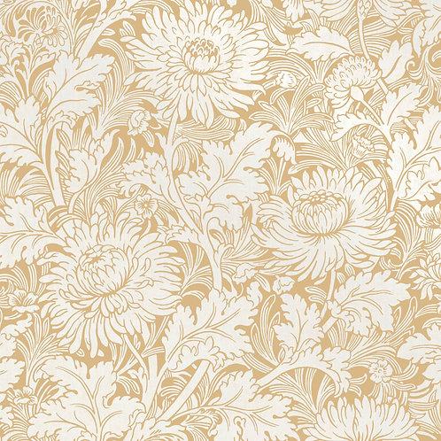 Sandringham Floral - Mustard
