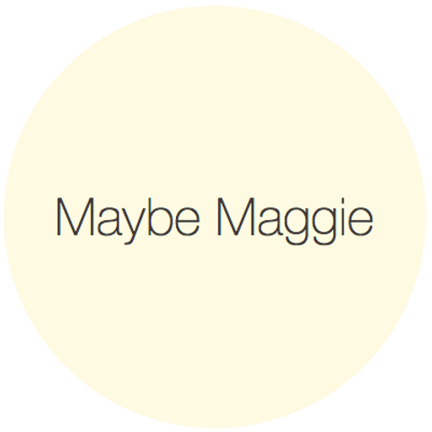 Earthborn Lifestyle - Maybe maggie
