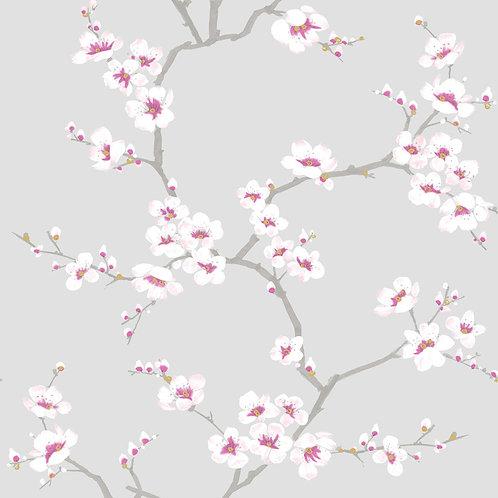Apple Blossom Grey/Pink