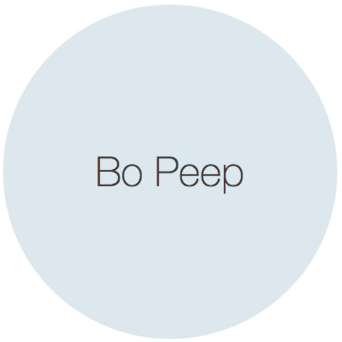 Earthborn Lifestyle - Bo Peep
