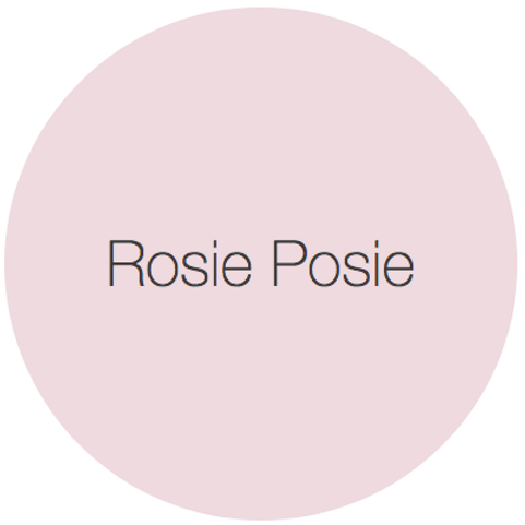 Earthborn Eggshell No17 - Rosie Posie