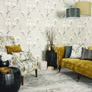 Eleni Wallpaper with hanging shades_lr.j