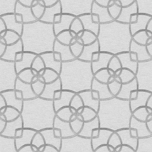 Muriva Marrakech - Silver & Grey