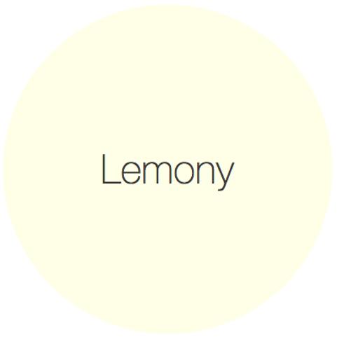 Earthborn Lifestyle - Lemony
