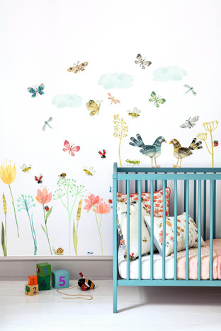 Zommer - Bugs - Wall Stickers 015 copy.j