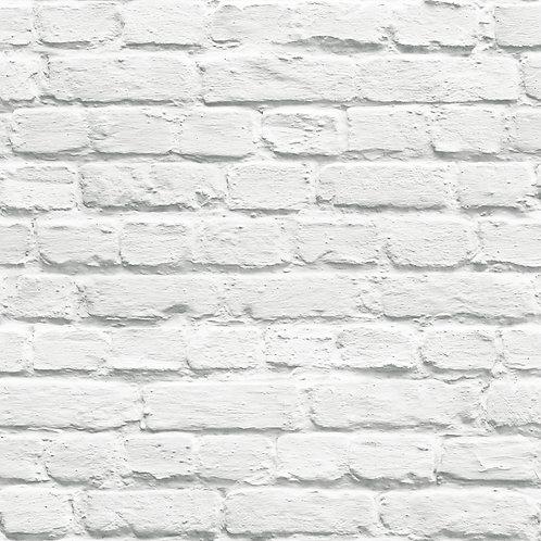 Muriva - Painted Brick White