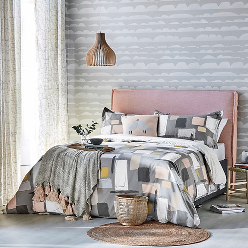 Scion Composition Putty Duvet Cover
