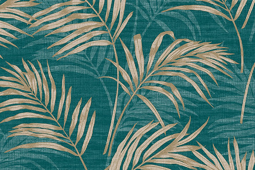 Longe Palm Teal
