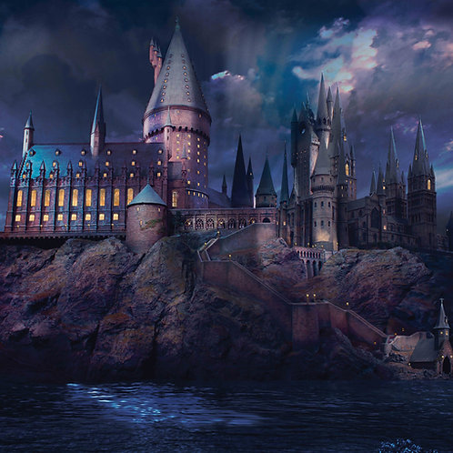 Hogwarts Wall Mural