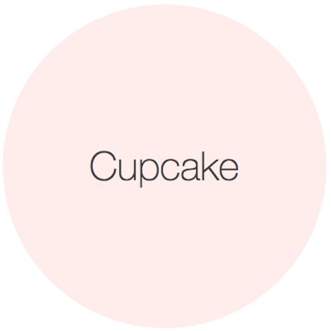 Earthborn Clay Paint - Cupcake